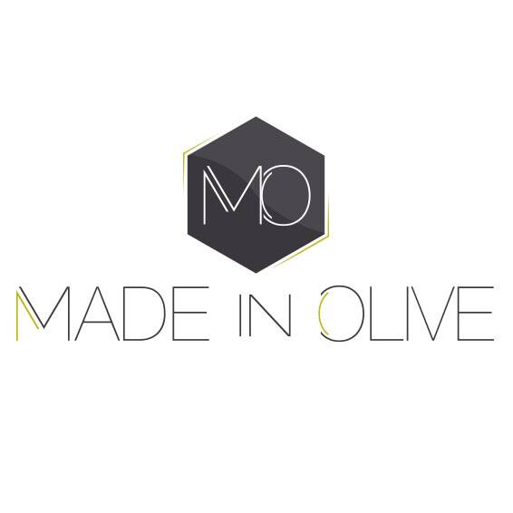 Made In Olive Creation Nom Logo